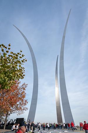 Monday - Air Force Memorial