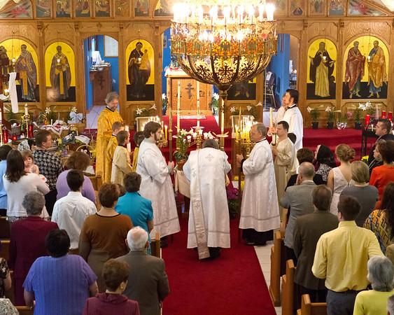 2012-04-15 Pascha at St. Elias
