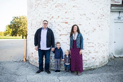 Shanna Smidt Family Photos 2018