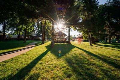 Around Campus