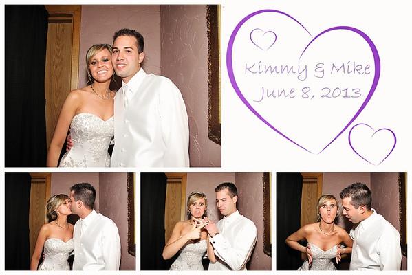 Kimmy & Michael Hidden HD Photo Booth Video