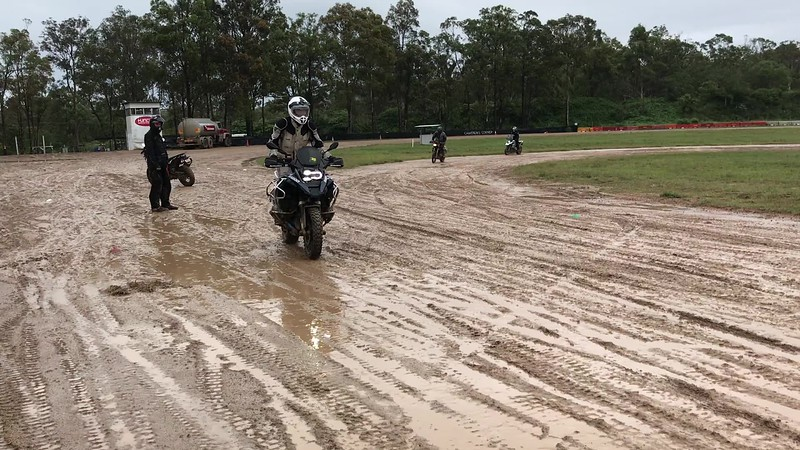 Cornering Masterclass - NSW April 2018