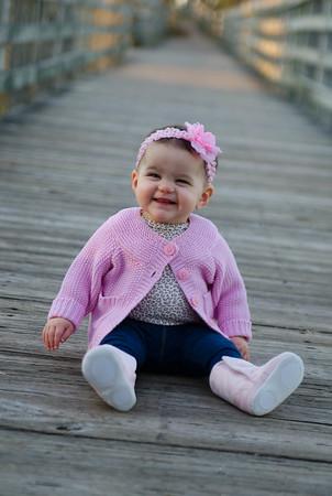 Natalie 9 months
