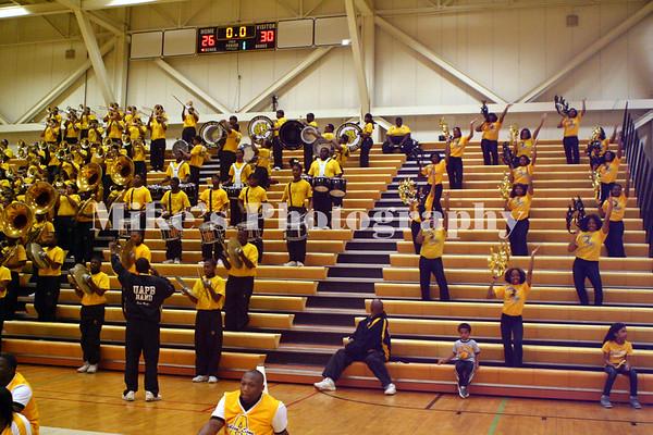 Southern at UAPB Basketball Women 2011