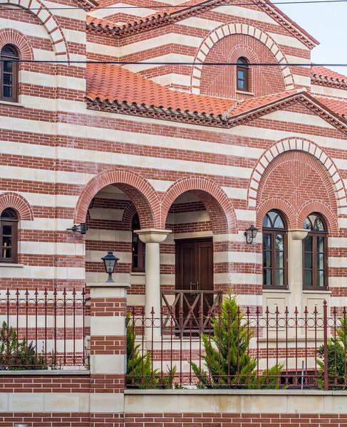 Church in Limassol, Cyprus