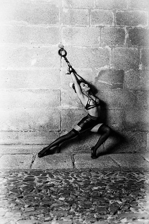 Caceres - Medieval Art Nude