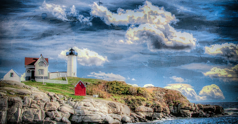 Nubble Lighthouse, ME