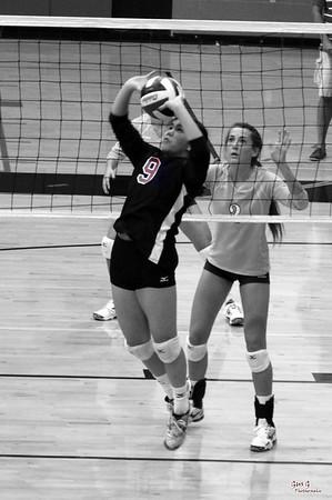 UA JV Volleyball - Frisco Tournament vs Frisco (9/3/2011)