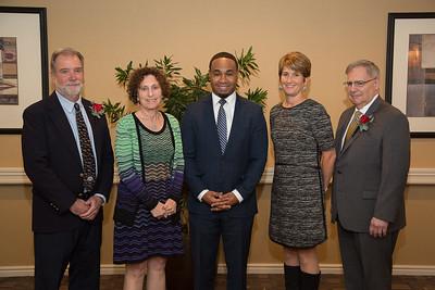 38th Annual Neil J. Houston, Jr. Memorial Awards Presentation