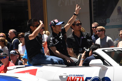 5-27-2017 Protective Indy 500 Business Meeting & Parade