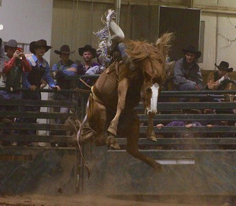 2018 Texas Tech Rodeo