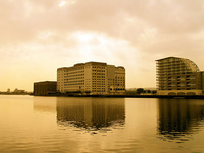 Royal Victoria Dock 2006