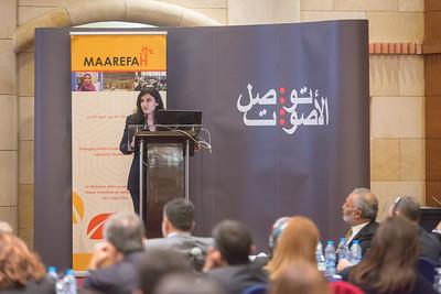 2014-12-15 Amman - Maarefah Member Meeting