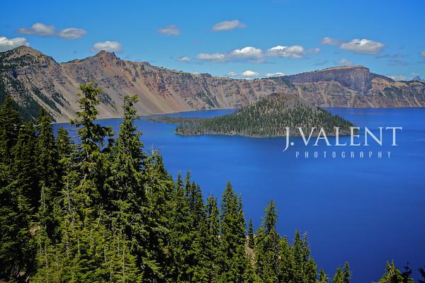 Oregon - Crater Lake National Park