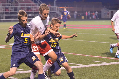 BV Soccer vs GB 9-4-14
