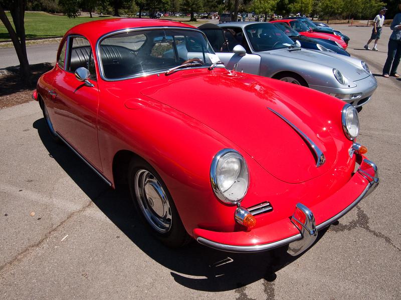 Honorable Mention: Rick Z - 1965 Porsche 356 Coupe