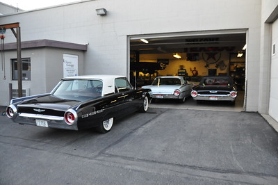 1962 Ford Thunderbird M-Code Coupe