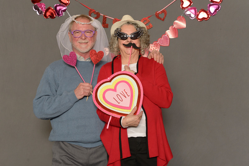 Bethel Valentine's Day Dinner, 2020 February 09.  Bethel Lutheran Church, Northfield, Minnesota  USA.