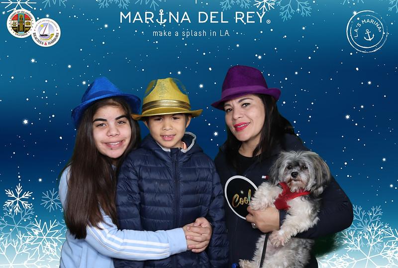 Marina Lights. #MarinaLights. #ilovemdr #MDRholidays. Photo booth by @VenicePaparazzi
