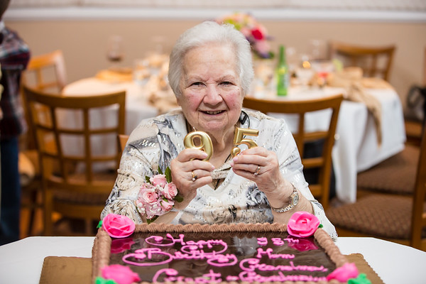 Gloria's 95th Birthday