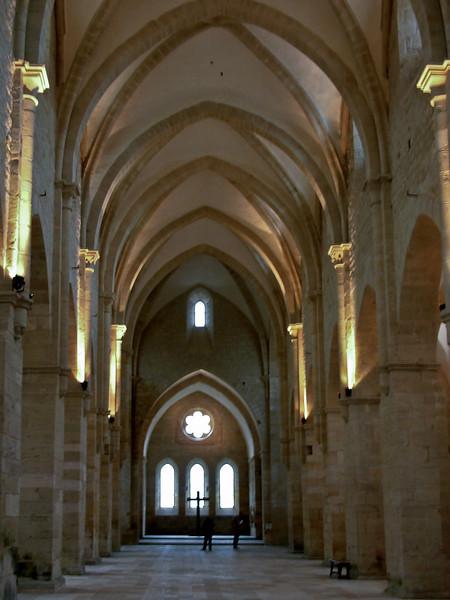 Noirlac Cistercian Abbey