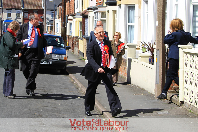 Essex County Council Election Campaign Harwich Division May 2013