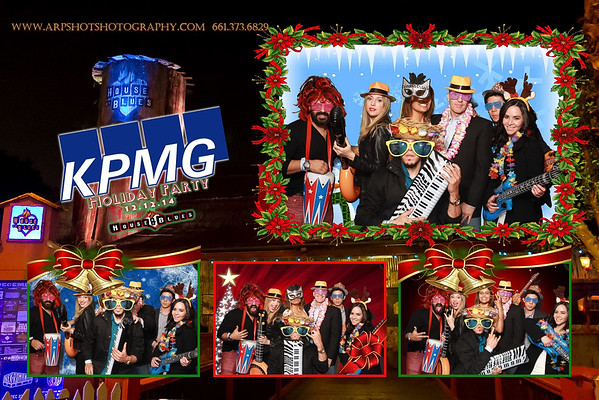 KPMG Holiday Party 2014