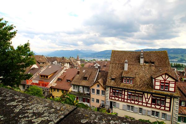 Rapperswil, Switzerland, Lake Zurich