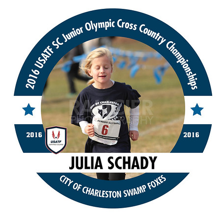 USATF SC Junior Olympic XC Championships - Buttons