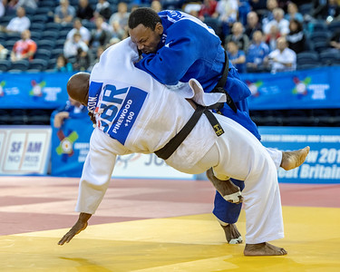 2018 Glasgow Veteran European Judo Championships (14-17 July)