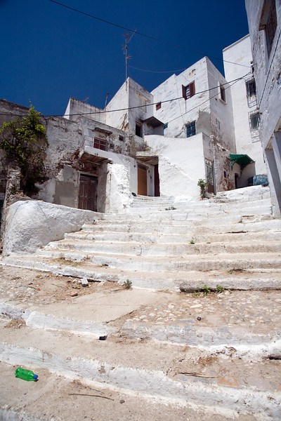 Typical Andalusian architecture, Tetouan, Morocco