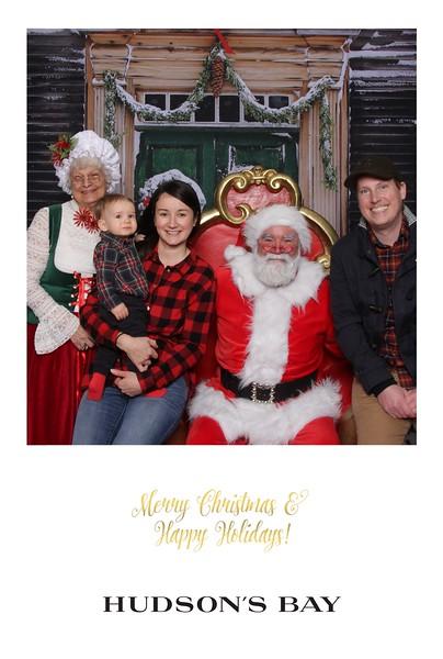 HBC Santa Claus 2017