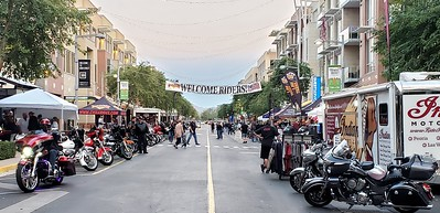 High Street Bike Night 3/21/18