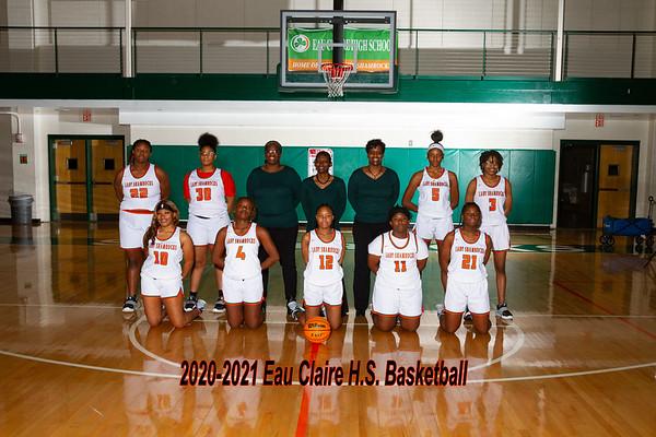2020-2021 Girl Basketball