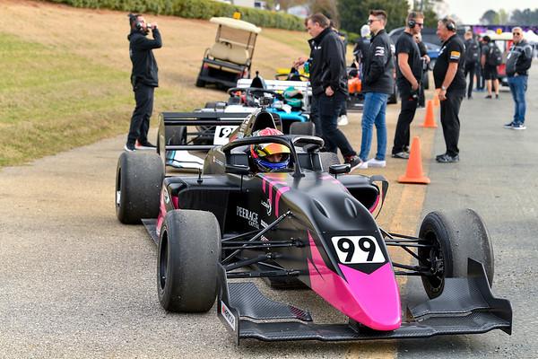 Race 1 Barber Motorsports Park