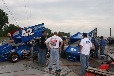 ISMA and AVSS, Toledo Speedway, June 13, 2008