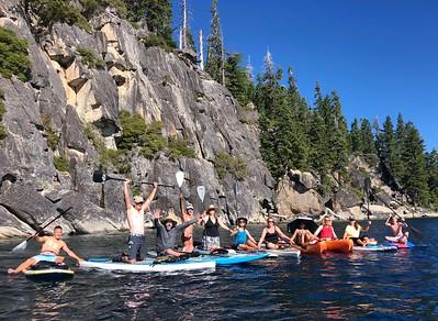 Independence Weekend Tahoe Trip 2018
