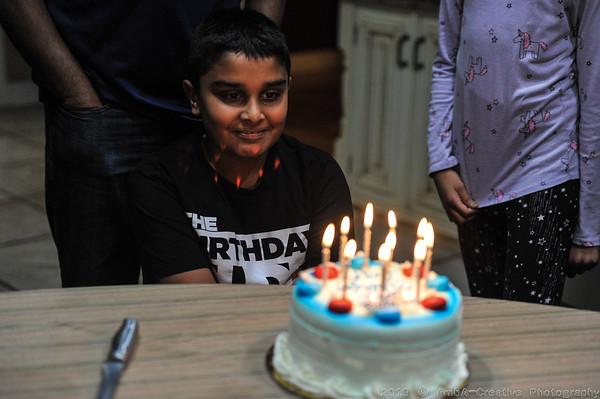 Birthday 2019 - Om (Uma/Anand)