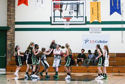 Madison Memorial Girls Basketball - Dec 05, 2013
