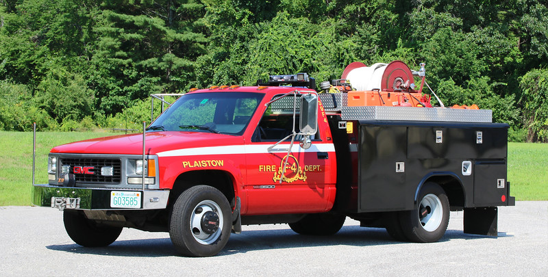 Forestry 4.  1994 GMC / Stahl.  250 / 250