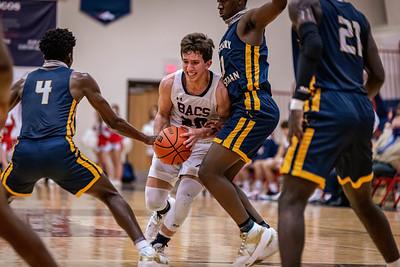 BACS Boys Varsity Basketball 01.22.21