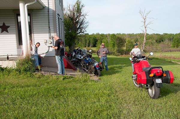 Bike Trip 2009