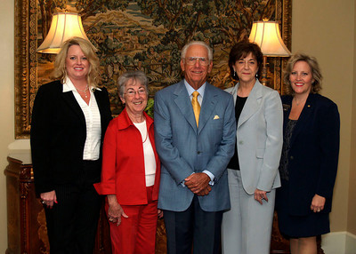 AU Women's Philanthropy Board Roundtable