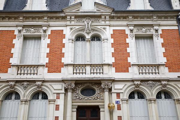 Architecture - Rue Alsace-Lorraine - Orléans