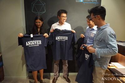 Andover Startup Showcase