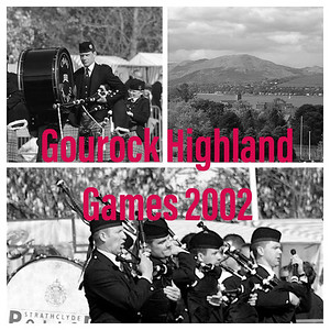 Gourock Highland Games 2002