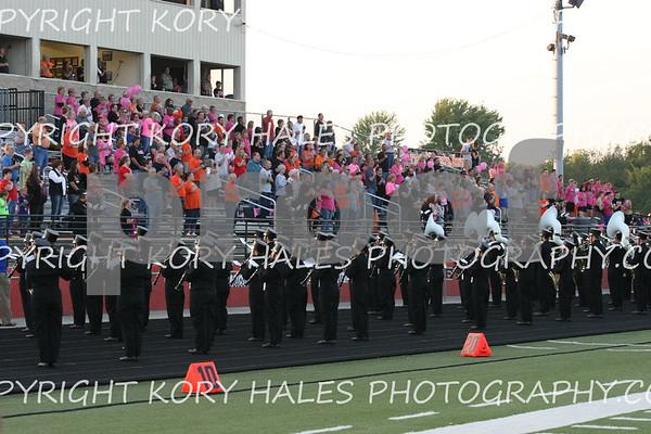 Varsity-Oak Grove vs Pleasant Hill 9-26-14 Camera 2 of 2