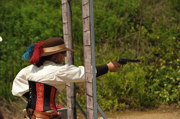 N.C. Shootout - Posses 15-16