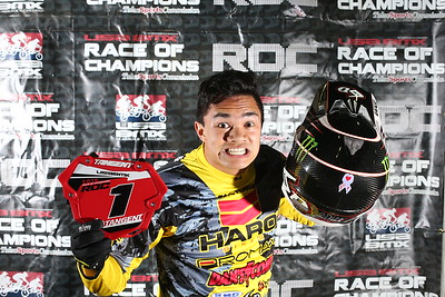 FREE: Race of Champions - 2016 Winners