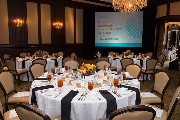 Scientist Selection Luncheon 2017